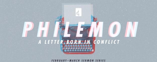 Philemon: A Letter Born In Conflict