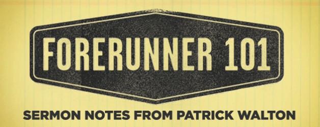 Forerunner 101