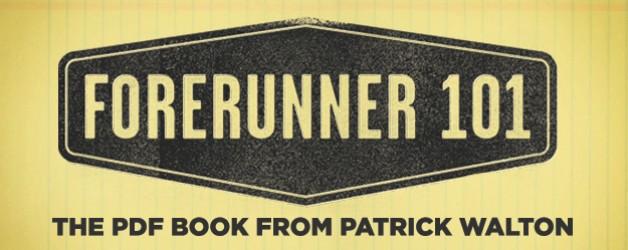 Forerunner 101 PDF Book