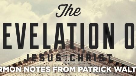 The Revelation Of Jesus Christ Sermon Series