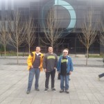 Oregon Ducks game with my bros!