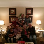 Walton family Christmas photo!