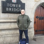 On the London bridge