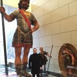 David, Goliath and me